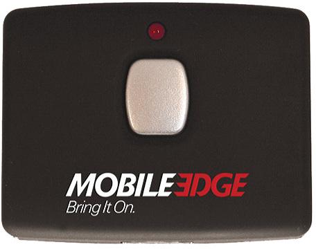 Mobile Edge 4 Port USB Hub Push Button Connector