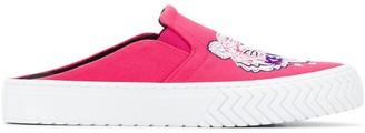 Kenzo Slip-On Tiger Sneakers