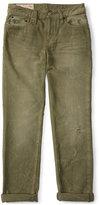 Ralph Lauren Boys' Skinny-Fit Twill Jeans