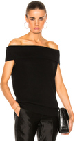 Veronica Beard Stone Off the Shoulder Sweater