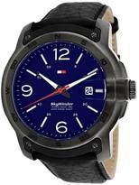 Tommy Hilfiger 1790895 Men's SkyWinder Blue Leather Watch