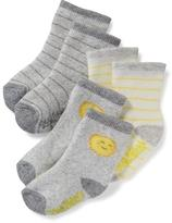 Old Navy Crew-Sock 3-Pack for Baby