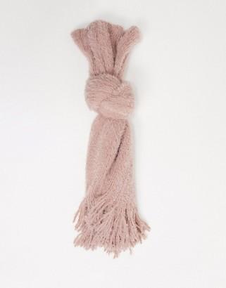 Free People Whisper fringe scarf