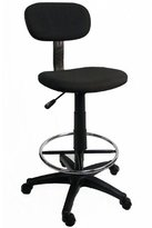 """The Green Group Office / Lab / Classroom Drafting Chair / Adjustable to 28.5"""" / 360 Footrest & Swivel / Pneumatic Lift /"""