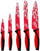 Kohl's Detroit Red Wings 5-Piece Cutlery Knife Set