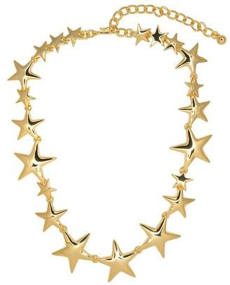 Kenneth Jay Lane Gold Star Necklace