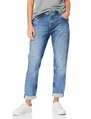 Pepe Jeans Women's Violet Boyfriend Jeans