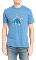 American Needle Men's Hillwood Seattle Mariners T-Shirt