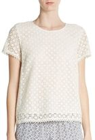Joie Alsace Lace Tee