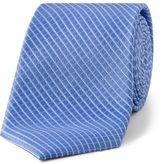 Calvin Klein Grid Check Tie