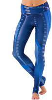 Electric Yoga Blue Extreme Leggings - Women