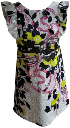 Giamba Multicolour Dress for Women