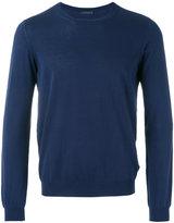 Pal Zileri round neck jumper - men - Cotton - 46