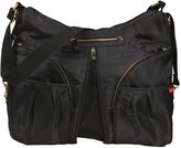Skip Hop Versa Diaper Bag - Black
