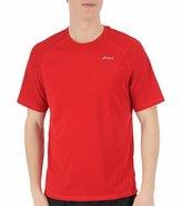 Asics Men's PR Stripe Running Short Sleeve 43209