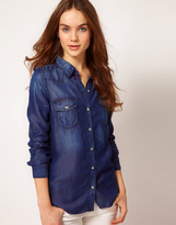 Tommy Hilfiger Soft Denim Shirt