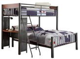 Homelegance Brady Bunk Bed with Desk (Twin/Full)