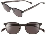 Salt Men's Clarence 51Mm Polarized Sunglasses - Black Sand