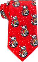 Star Wars Men's BB 8 Snow Man Tie