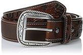 Ariat Men's Oil Tan Distressed Belt