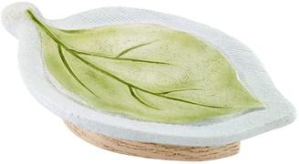 Avanti Ombre Leaves Soap Dish