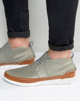 Boxfresh Statley Leather Trainers