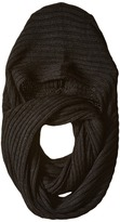 BCBGeneration Purl Hooded Loop Scarf