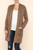 Sisters Classic Open Cardigan