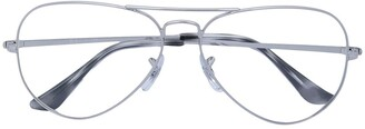 Ray-Ban Aviator Shaped Glasses