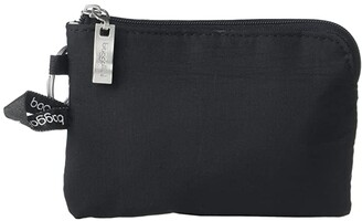Baggallini RFID Card Case (Black) Coin Purse