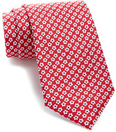 Tommy Hilfiger Silk Flower Club Tie