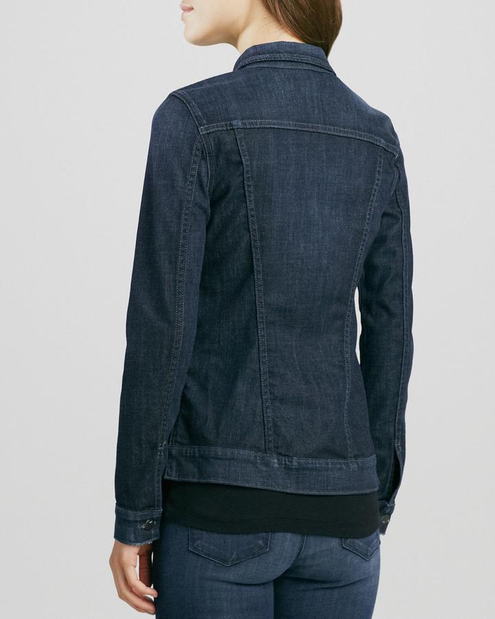 J Brand Jeans Sigrid Denim Jacket