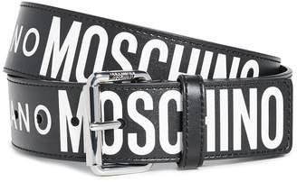 Moschino Multi Logo Belt