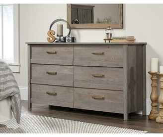 Foundry Select Collazo 6 Drawer Double Dresser Color: Mystic Oak