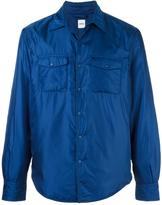 Aspesi shirt jacket - men - Polyester/Polyamide - XS