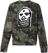 Haculla - camouflage print sweatshirt - men - Cotton - S