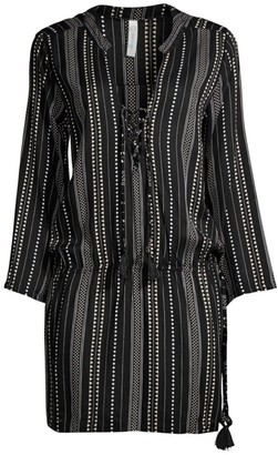 Cool Change Chloe Horizon Stripe Tunic Dress