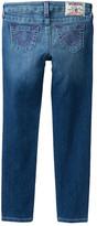 True Religion Natural Single End Skinny Jean (Big Girls)