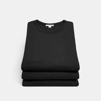 James Perse 3 Pack - Short Sleeve Crew Neck