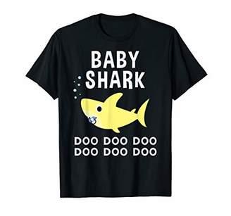 Baby Shark Doo Doo Shirt for Matching Family Pajamas