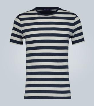 Ralph Lauren Purple Label Short-sleeve cotton T-shirt