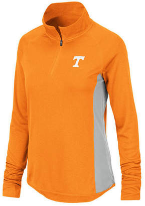 Colosseum Women Tennessee Volunteers Albi Quarter-Zip Pullover