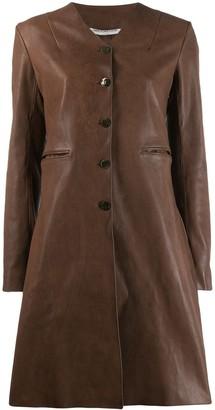 Cherevichkiotvichki Single Breasted Coat