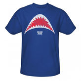 Shark Week Feeding Frenzy T-shirt - Royal Blue