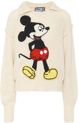 Gucci x DisneyA wool sweater