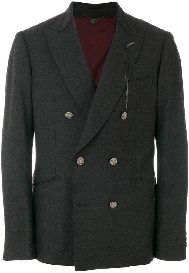Maurizio Miri double breasted jacket