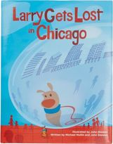 Sasquatch Books Larry Gets Lost in Chicago