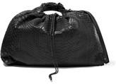 Maison Margiela Snake-Effect Leather Shoulder Bag