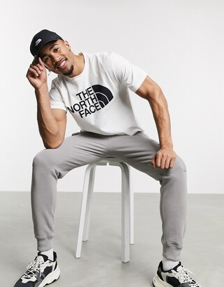 The North Face Half Dome t-shirt in white