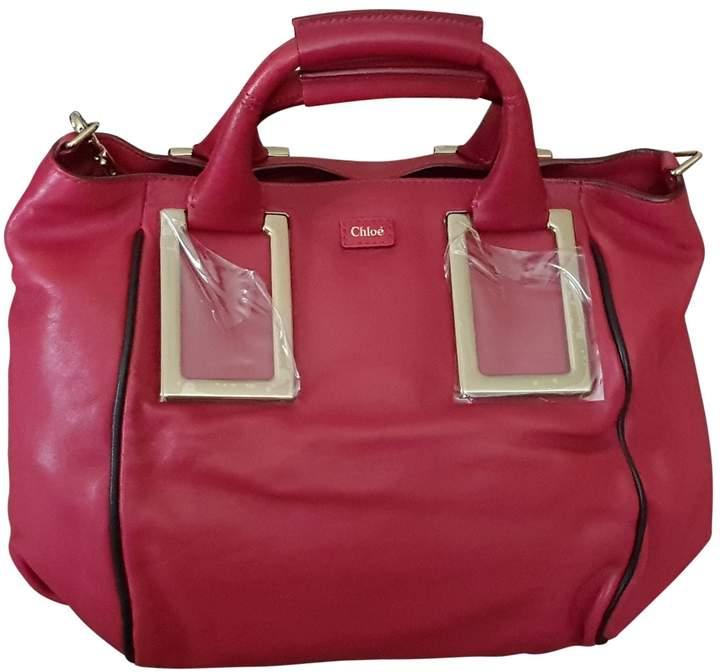 Chloé Ethel leather handbag
